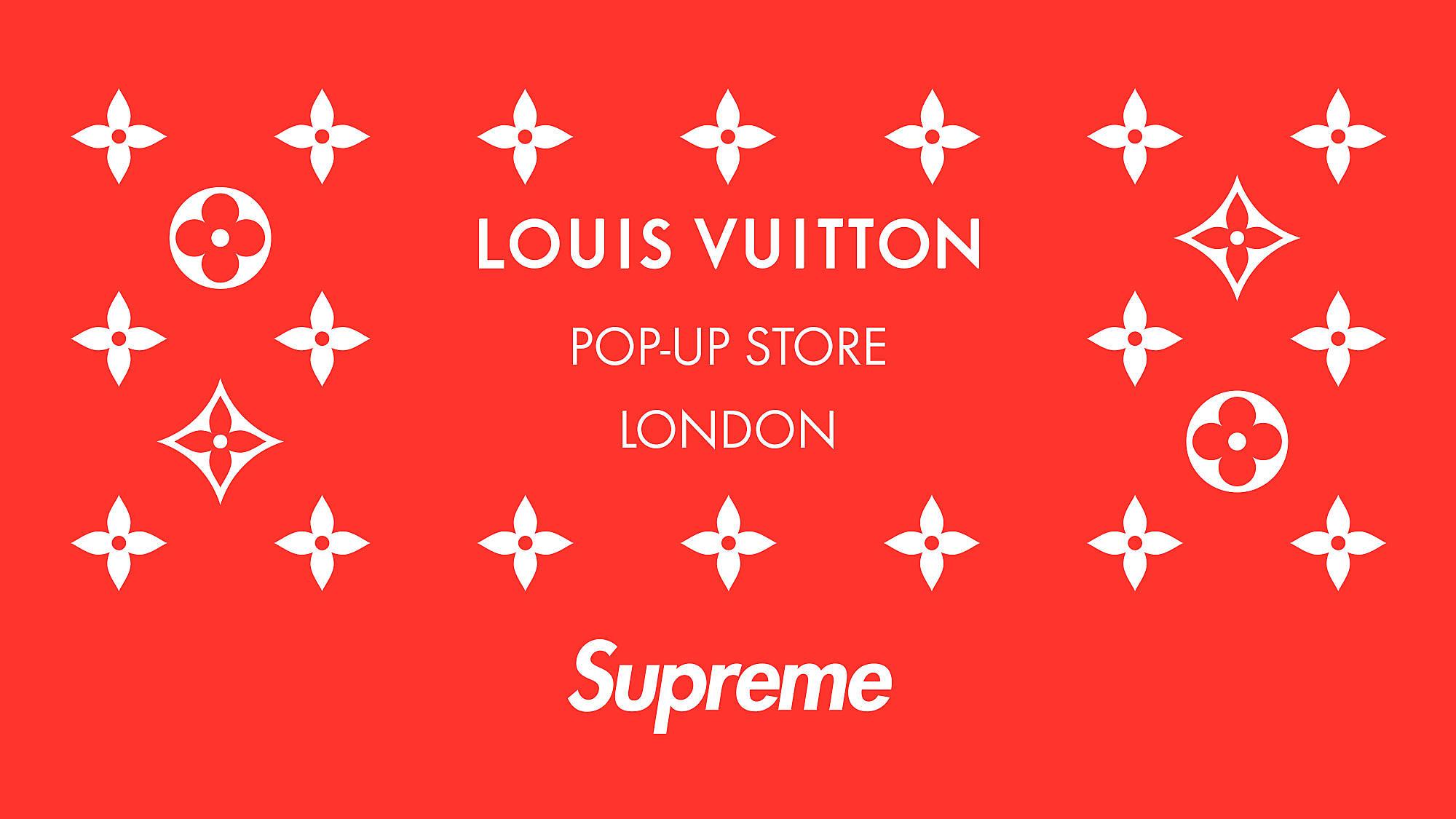 3a2d58b78c30 LOUIS VUITTON x SUPREME